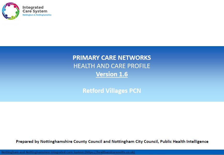 retford and villages pcn profile